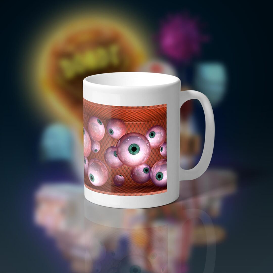 Thee- of koffiemok €6,95